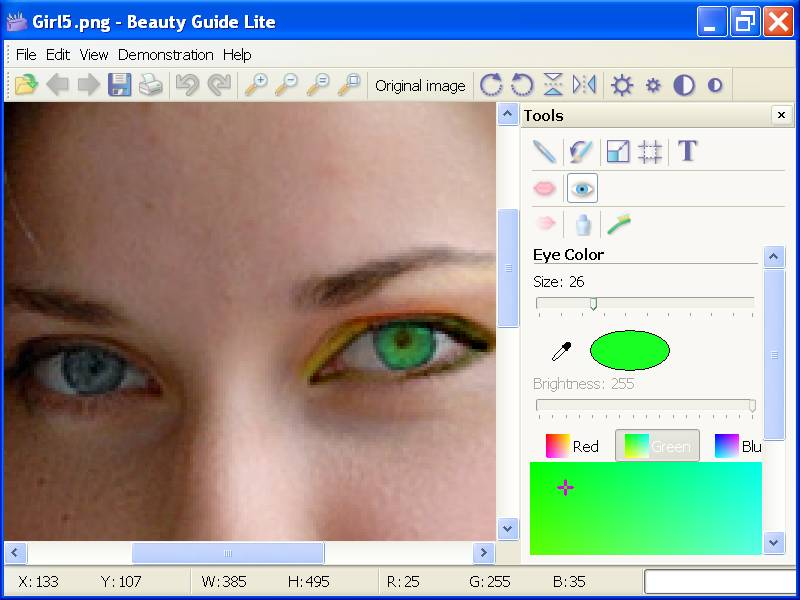 Windows 7 Beauty Guide Lite 2.2.7 full