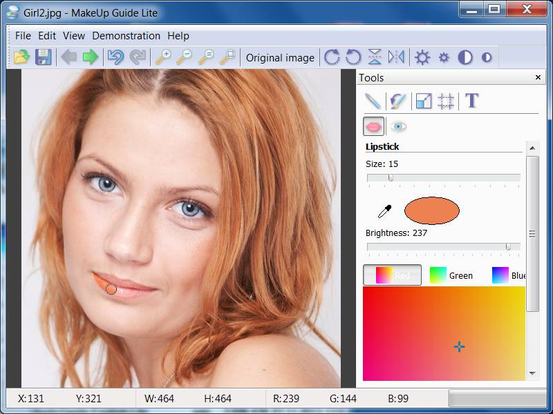 Makeup Guide Lite 2.2.7